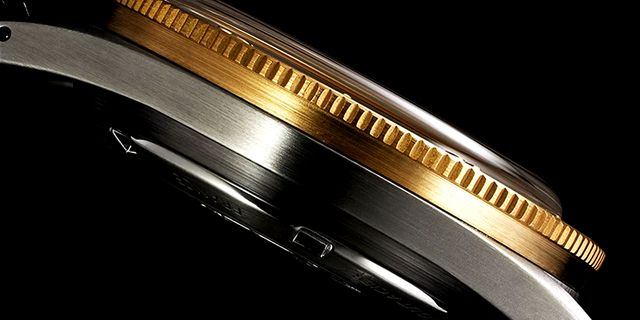 best two tone watches steel gold