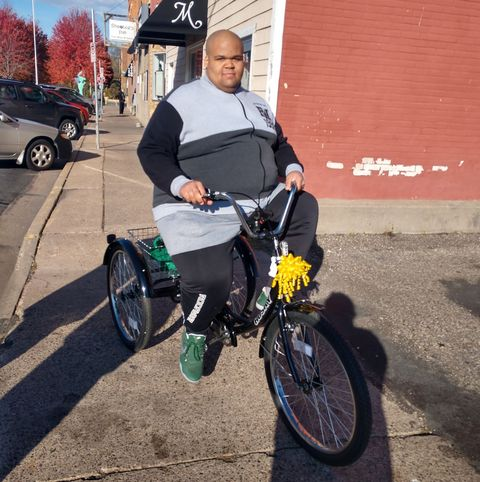 Community Replaces Man With Autism's Most Cherished Possession: His Bicycle