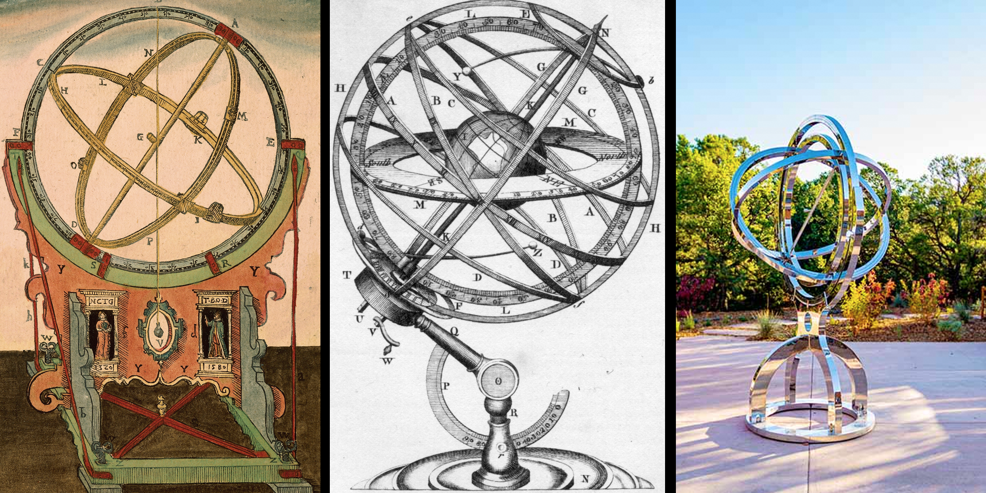 This Is the Only Working Armillary Sphere on Earth