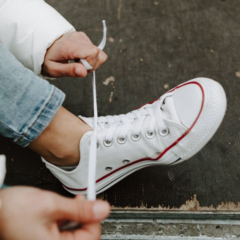 most popular latest design best online How to Clean White Converse Shoes - Best Ways to Clean Chuck ...