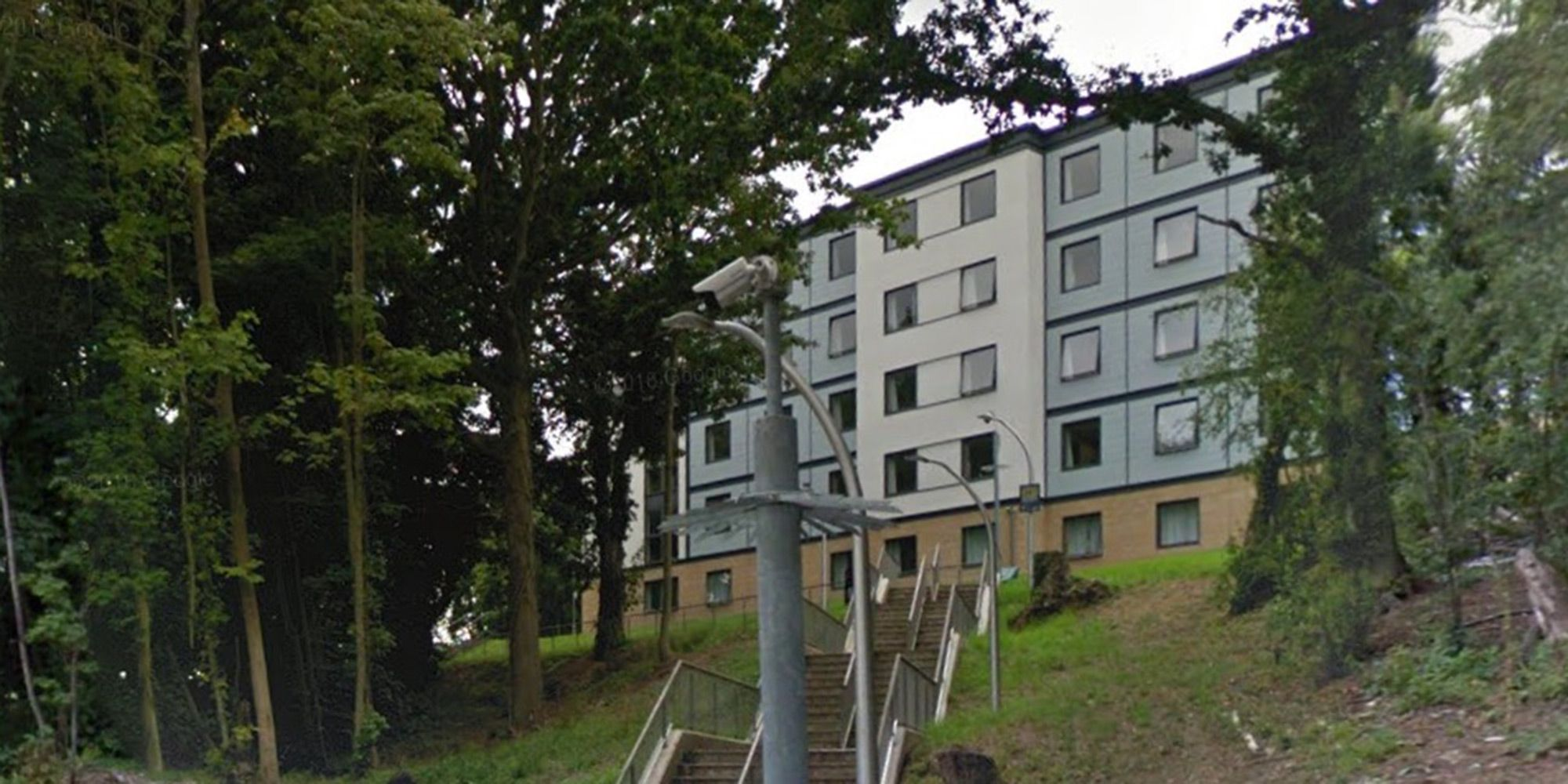 An 18-year-old girl has been found dead in her student halls after her first night at university