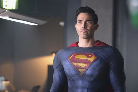 tyler hoechlin superman and lois the cw