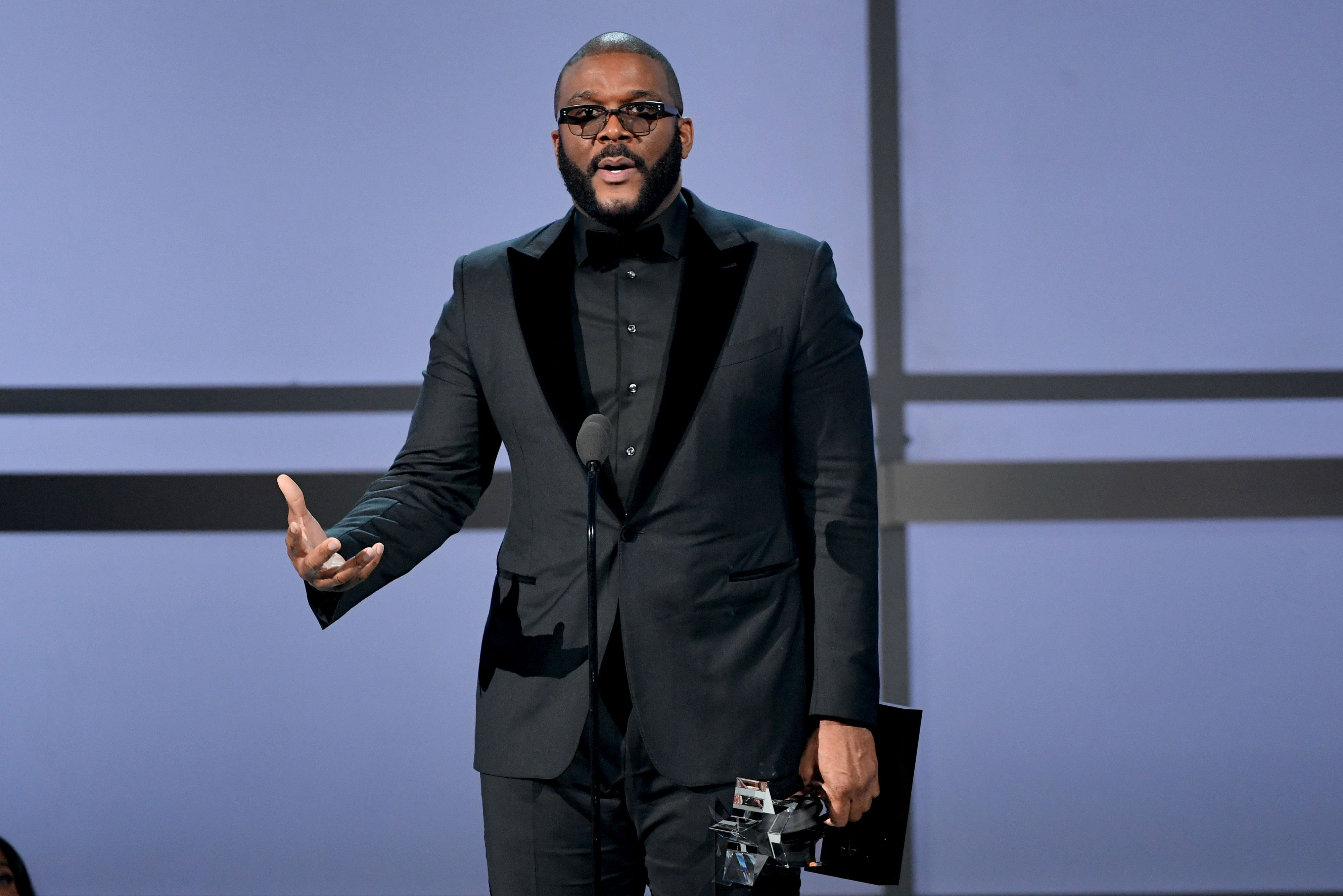 Tyler Perry Brought the House Down With His Inspiring BET Awards Speech