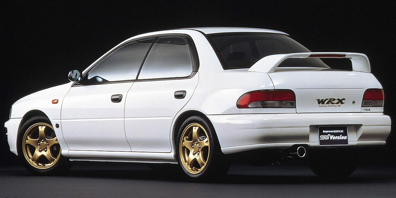 Subaru Is Bringing Back The Hardcore Wrx Sti Type Ra