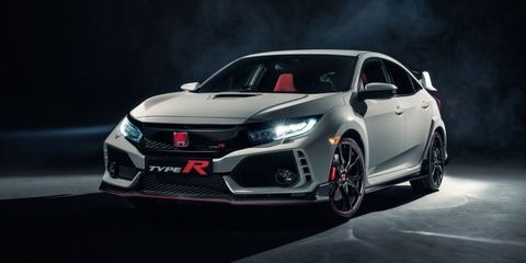 It Looks Like The 2017 Honda Civic Type R Will Cost 33 900
