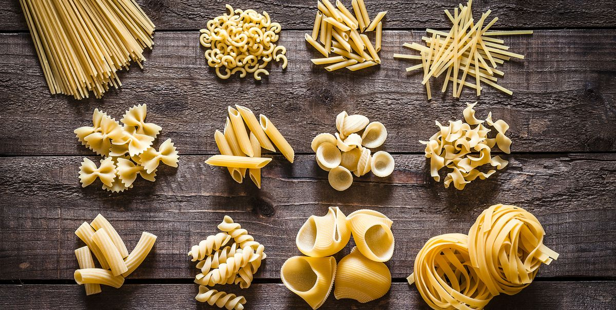 15 Types of Pasta Shapes to Know and Love