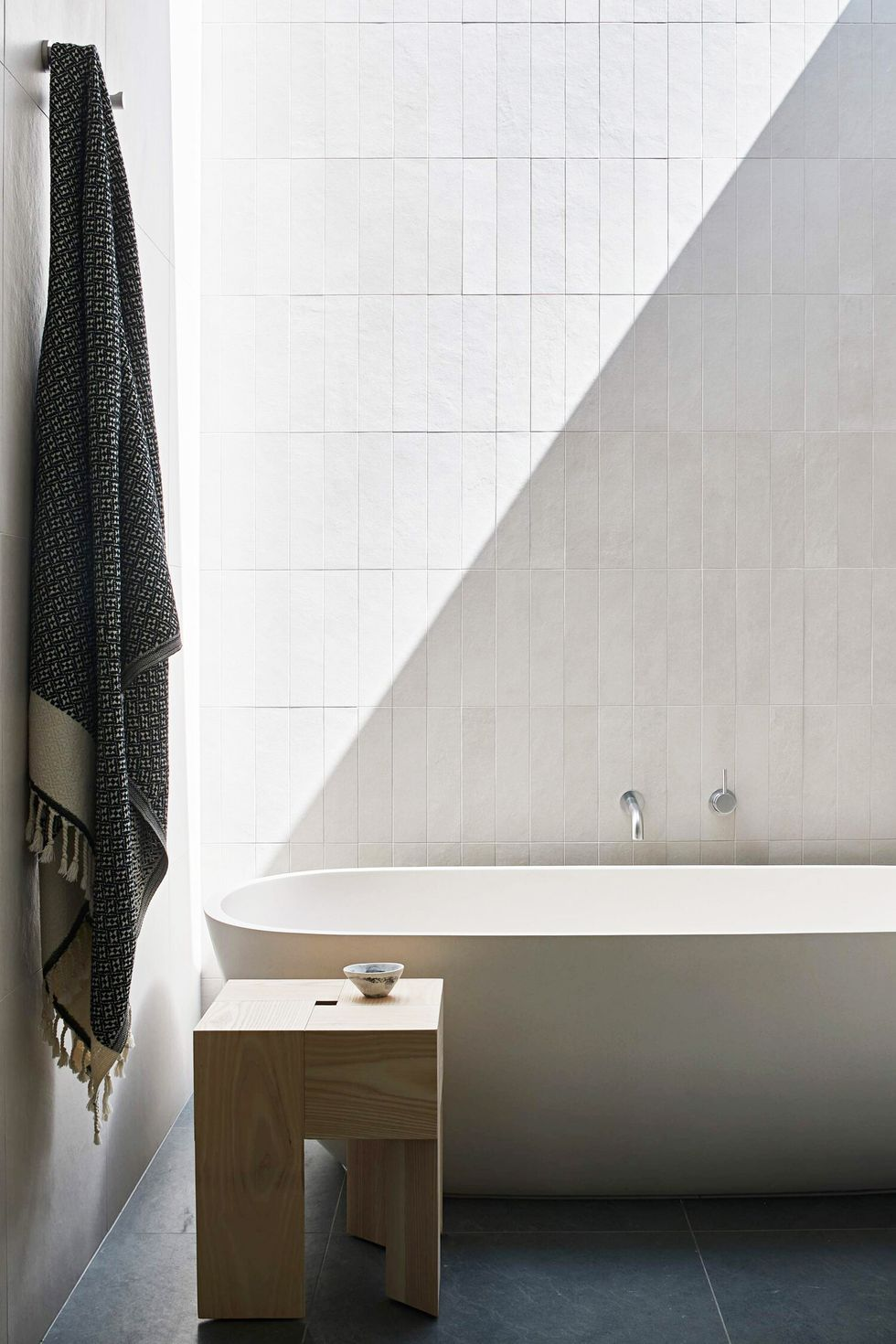 puits de lumière salle de bain