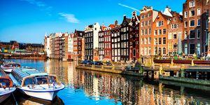 Amsterdam-vakantie