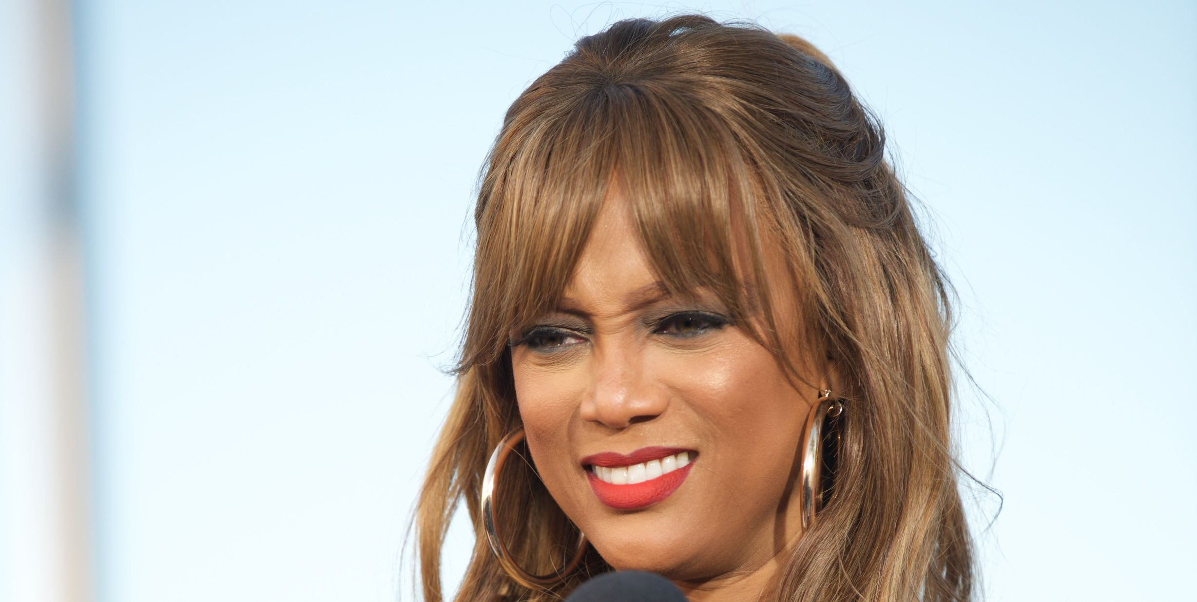 """A Mom Is Suing After Tyra Banks Inflicts """"Emotional Distress"""" on Her Daughter"""