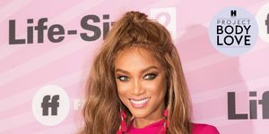 Tyra Banks body confidence - women's health uk