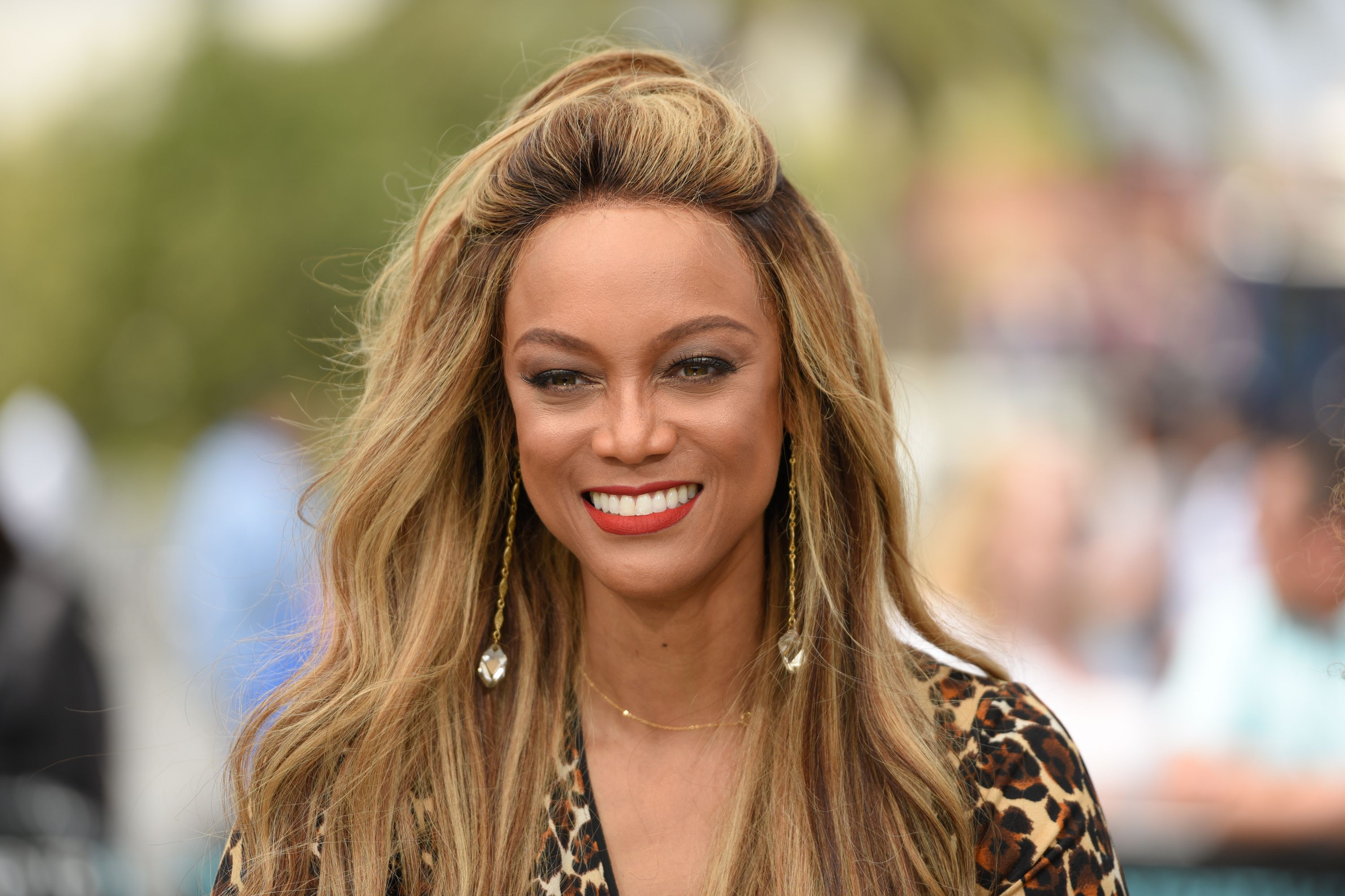 To acquire Banks tyra is launching a beauty company pictures trends