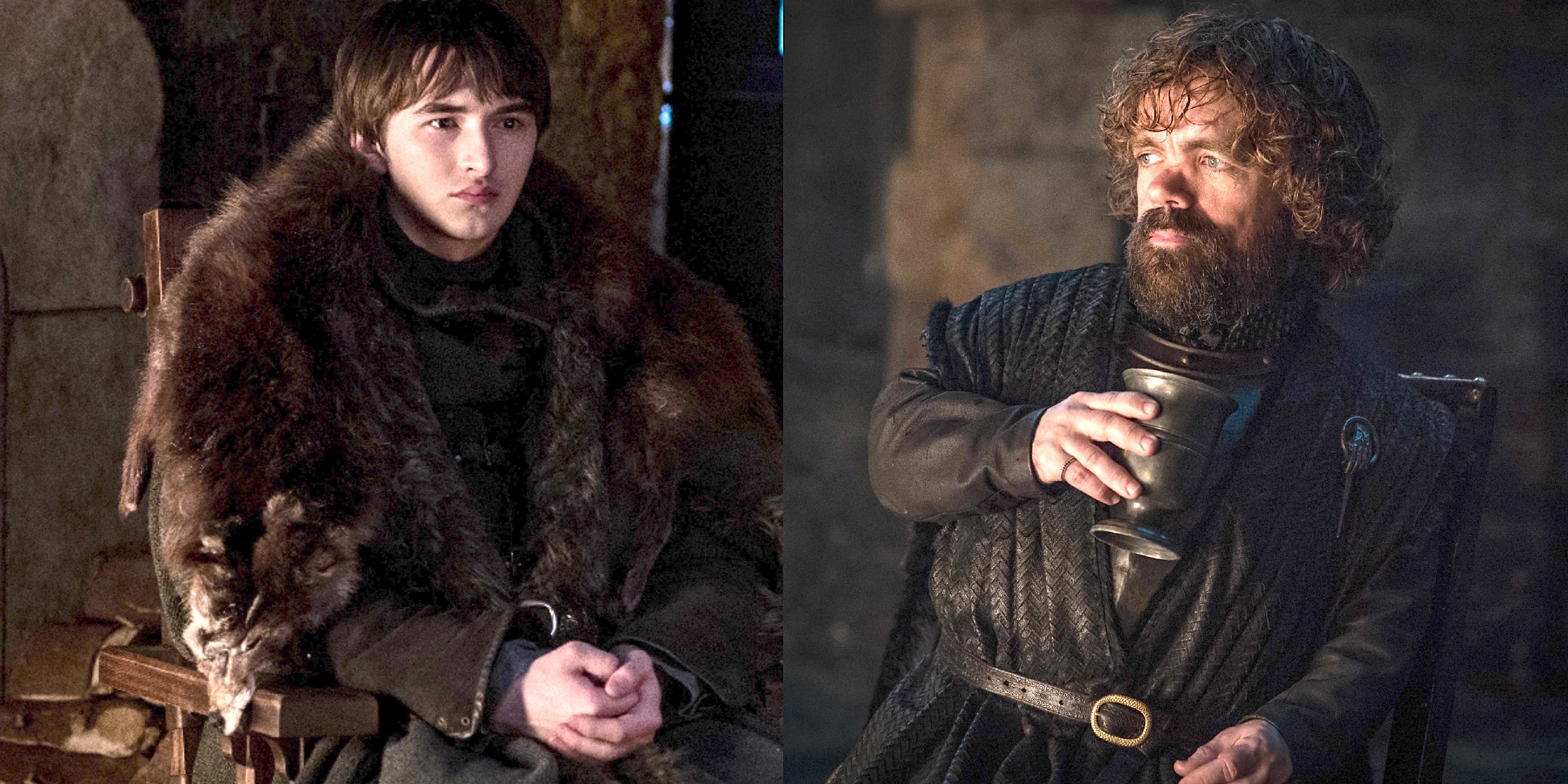 This Game of Thrones Fan Theory Says Bran Gave Tyrion Key Information About Daenerys