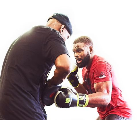 The UFC's Tyron Woodley