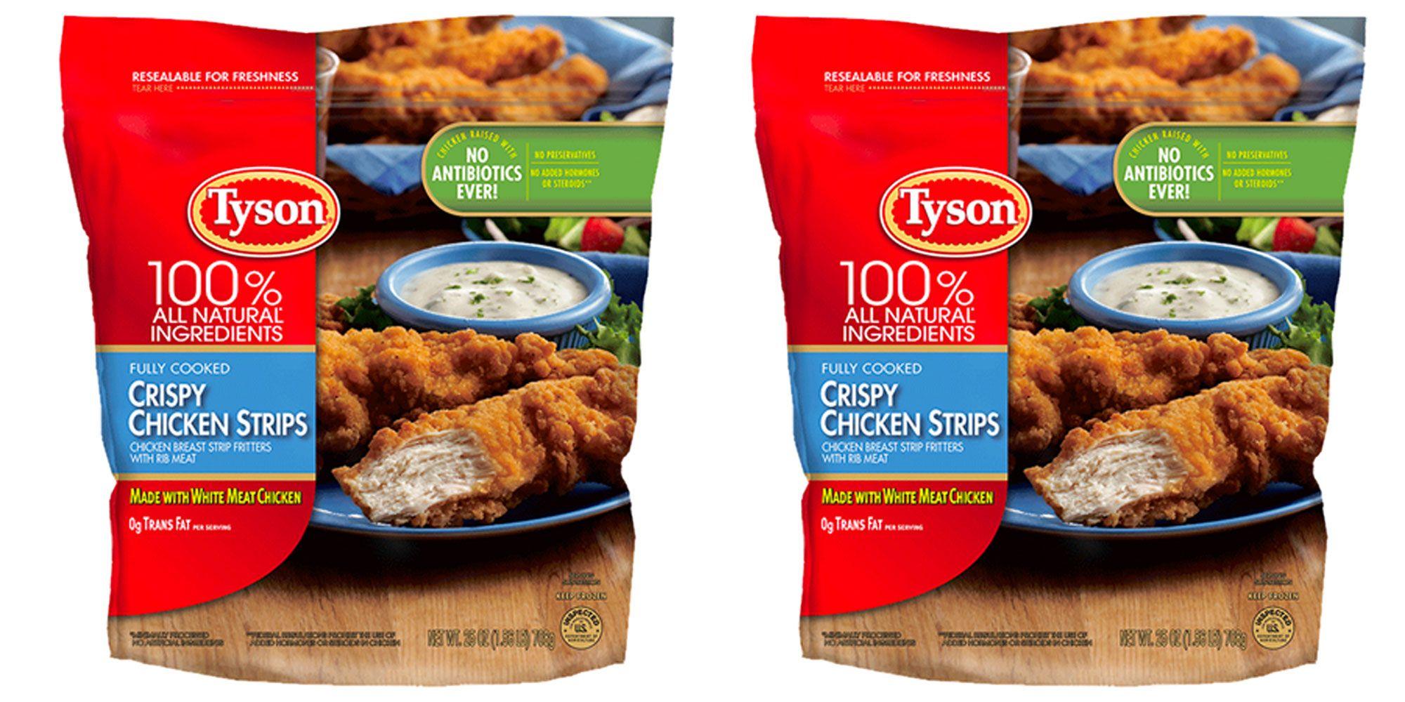Million Pounds Of Tyson Chicken Recalled