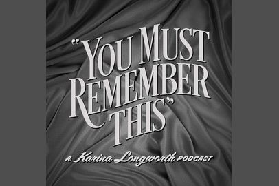 you must remember this podcast title card