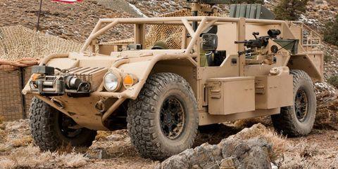 Vehicle, Armored car, Military vehicle, Car, Motor vehicle, Armored car, Military, Off-road vehicle, Humvee, Automotive wheel system,