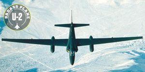 飛行機,航空機,旅行,U-2,歴史,美しい,アメリカ,ソ連,機体,登録,写真,平和のための原子力,核,核兵器