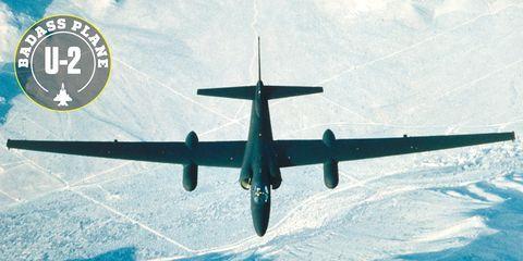 Why the U-2 Is Such a Badass Plane