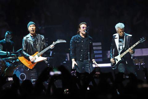 image - U2 At Madison Square Garden