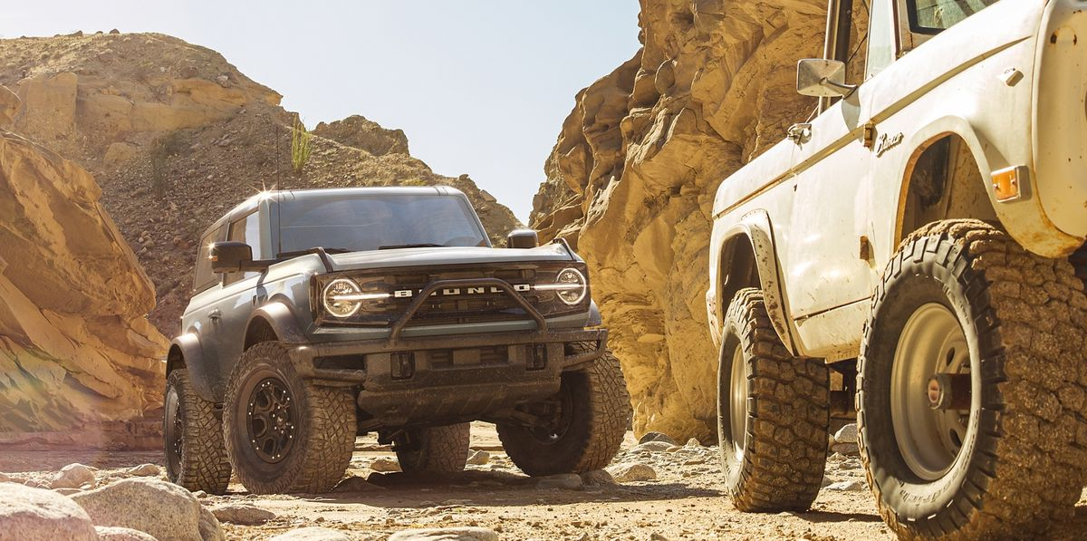 Ford Changes Its Mind, Agrees to Create the Bronco We Really Want