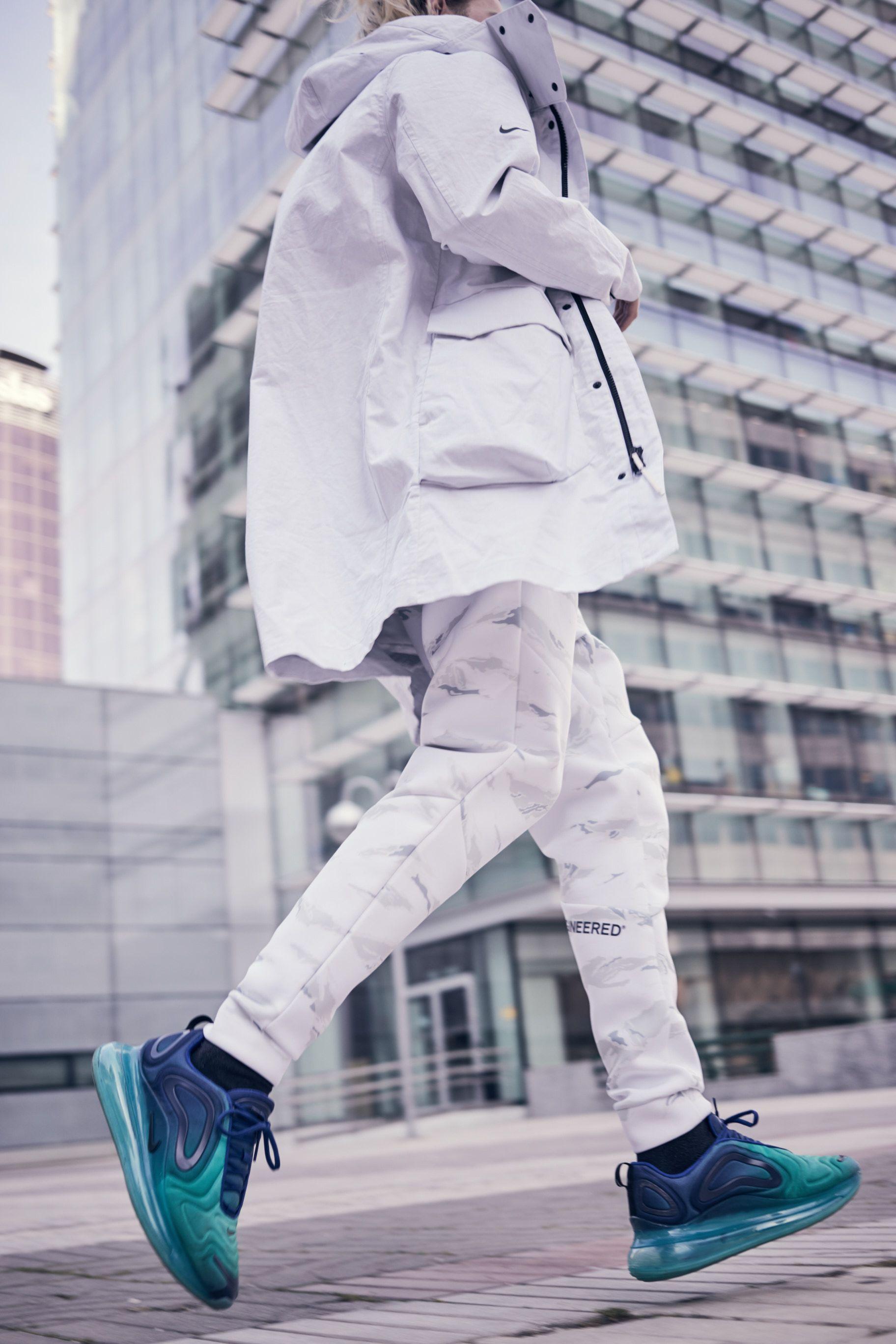hacha Preparación alquiler  Nike Air Max 720, una zapatilla de otra dimensión - Lo que debes saber de  zapatillas con cámara de aire