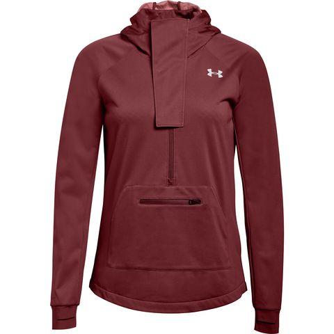 Outerwear, Clothing, Hood, Jacket, Sleeve, Hoodie, Maroon, Polar fleece, Zipper, Sweatshirt,