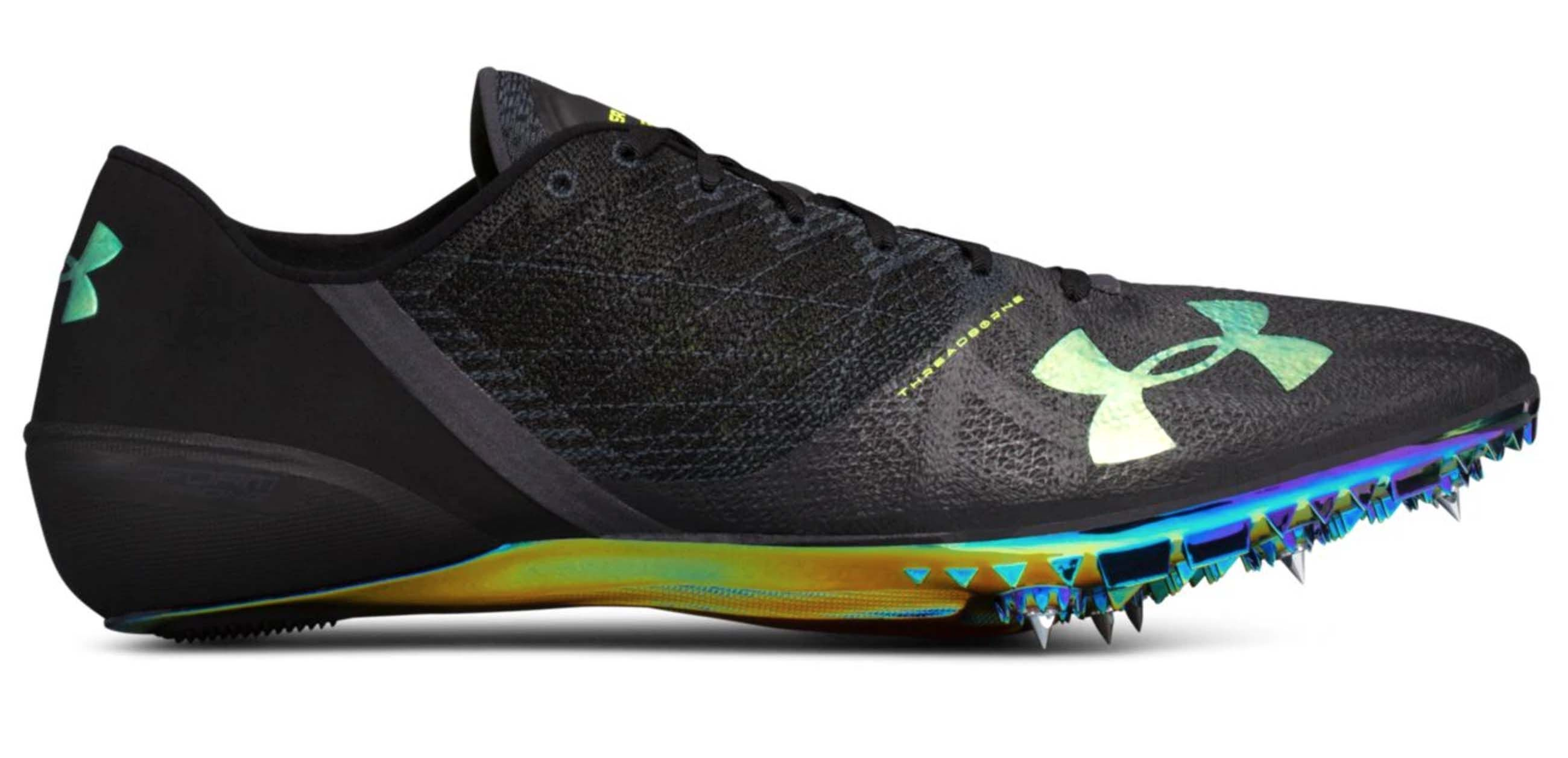 under armour track shoes