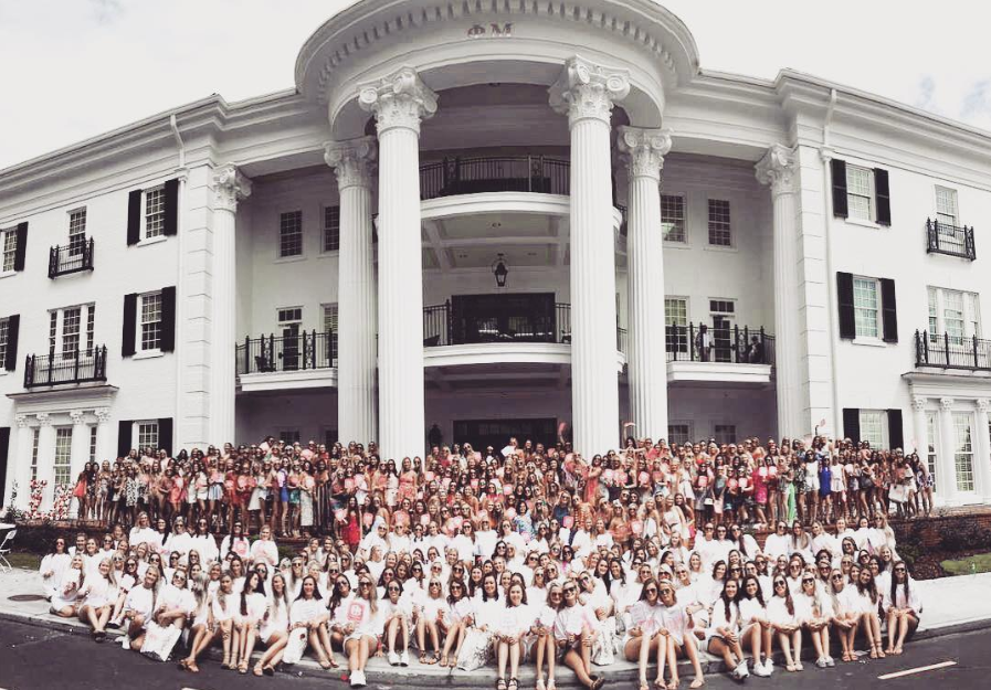 The 50 Most Stunning Sorority Houses in America