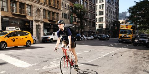 dan roe uberrush ubereats uber bike courier