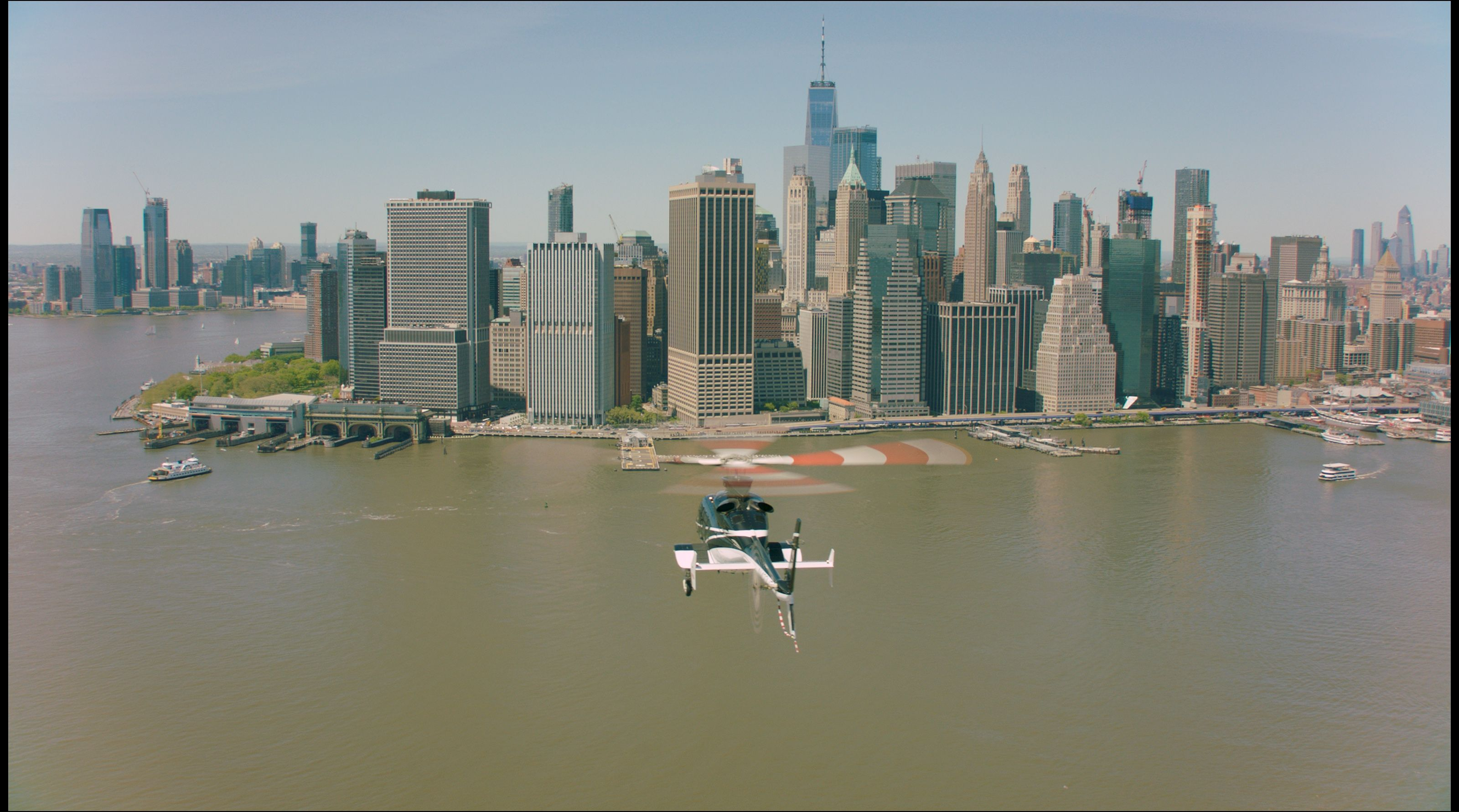 Uber Launches Helicopter Service Between Manhattan and JFK Airport