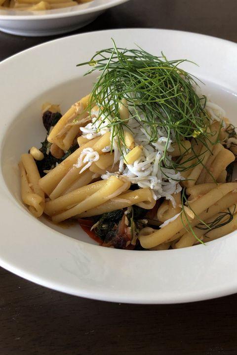 Cuisine, Food, Penne, Dish, Ingredient, Recipe, Italian food, Pasta, Produce, Vegetarian food,