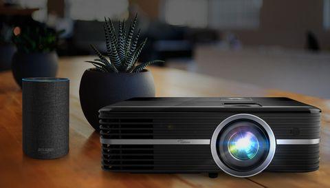 Optoma UHD51A Smart Projector