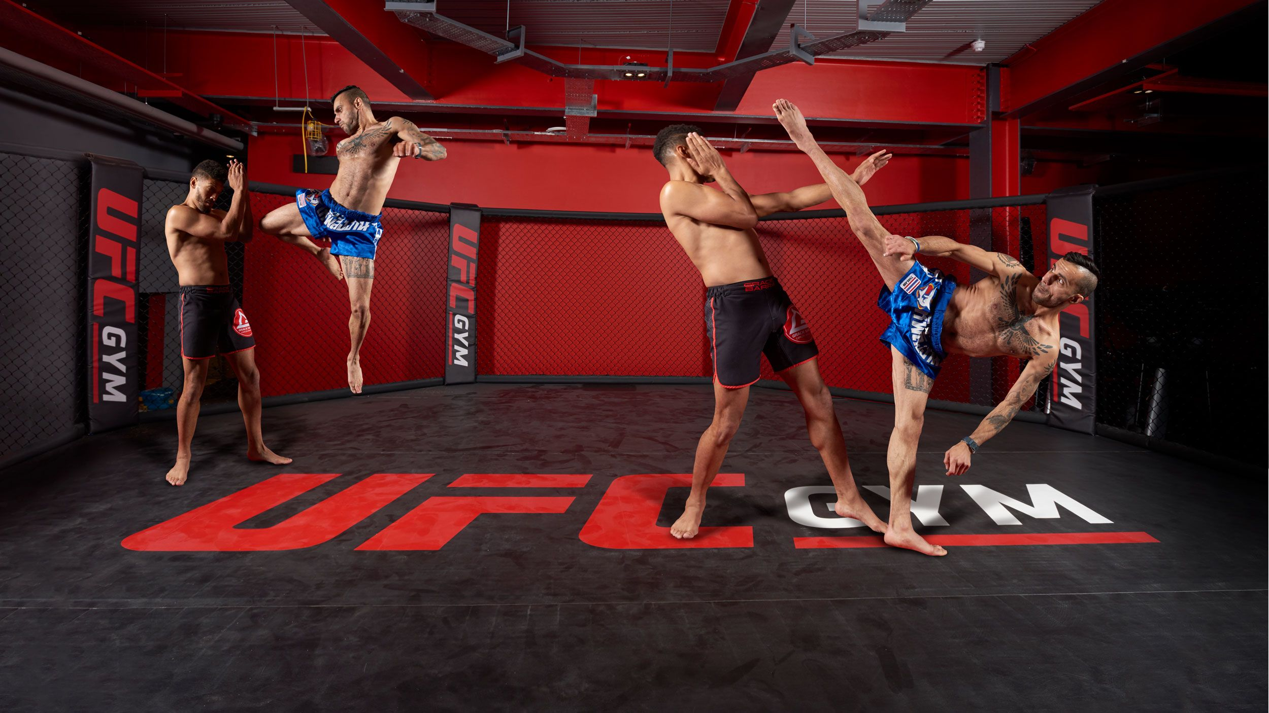Best Gyms in the World: UFC Gym