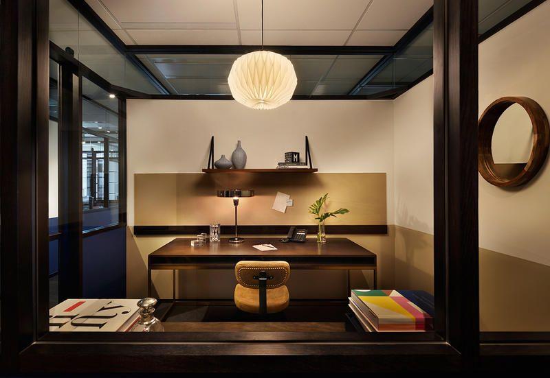 Ufficio Moderno Foto : L ufficio moderno in esempi dal mondo