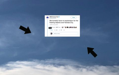 Three Days Ago, DARPA Launched Some Balloons  Then People