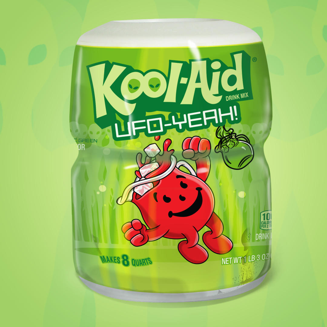 Kool-Aid Released A Flavor Inspired By The Storm On Area 51