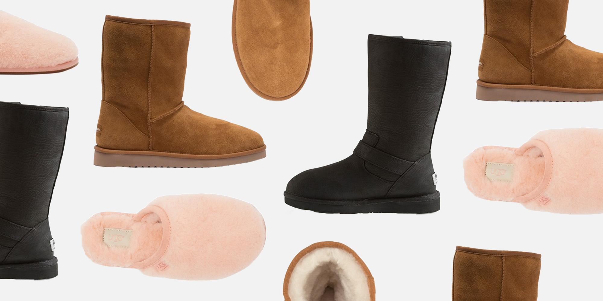 UGGs Are Officially Making a Comeback \u2014 And They\u0027re up to 50% Off Right Now