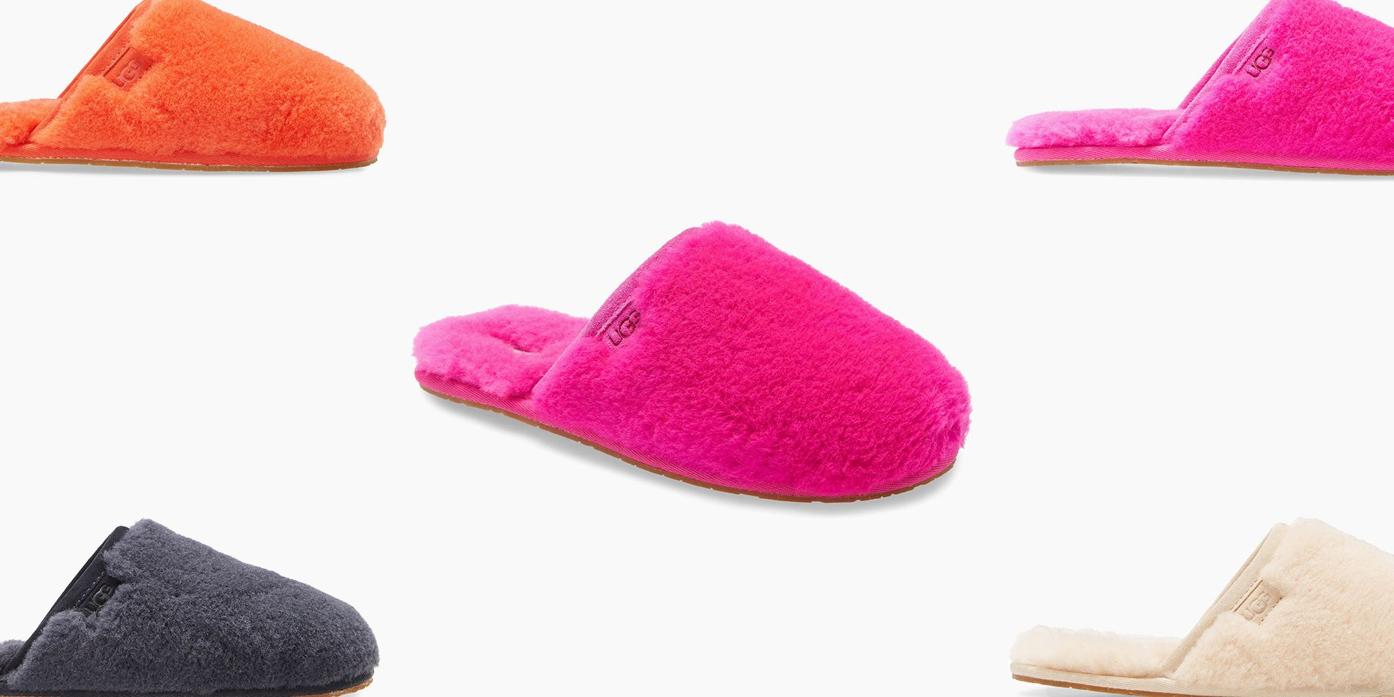 pink ugg slippers sale