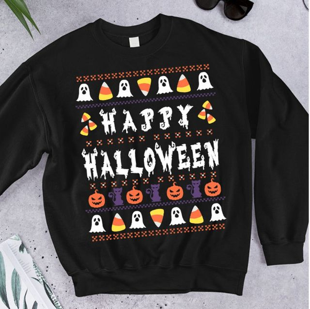 Ugly Sweater Halloween 2020 15+ Ugly Halloween Sweaters To Buy For 2020