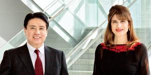 UICC日本委員会 委員長、野田哲生さん