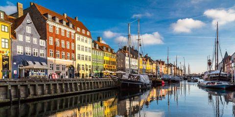 Uit eten, Kopenhagen