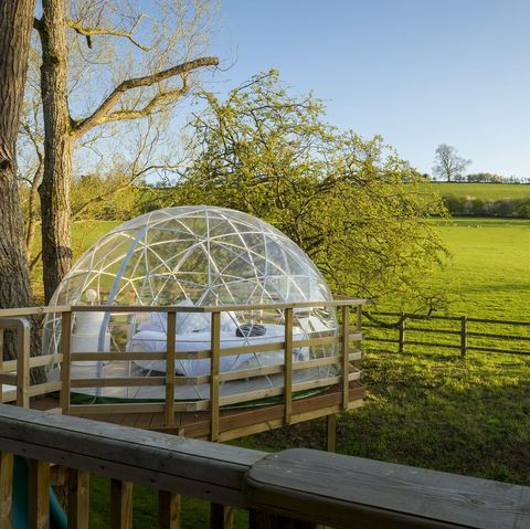 UK's quirkiest staycations