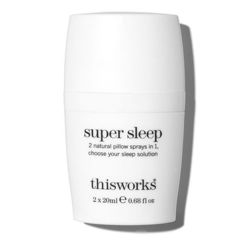Best sleep remedies - thisworks pillow spray