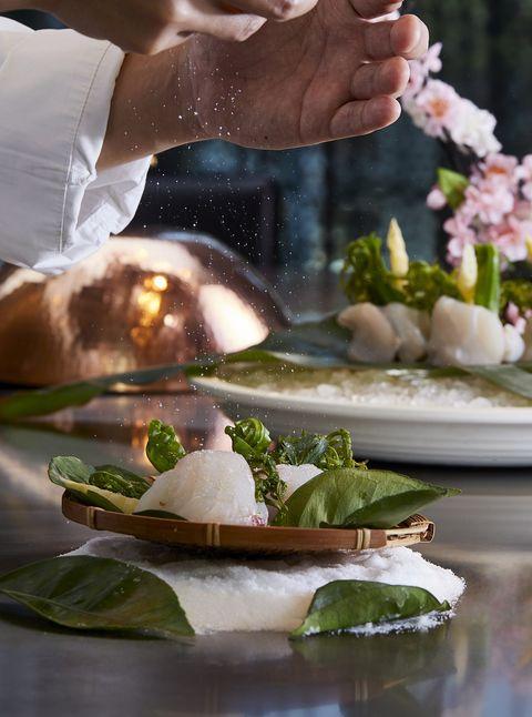 高雄ukai「鐵板燒、西餐及懷石料理」同步推出全新春季菜單
