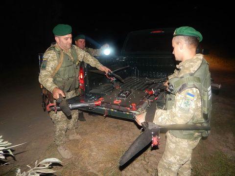 Cigarette-smuggling drone crashes in Ukraine