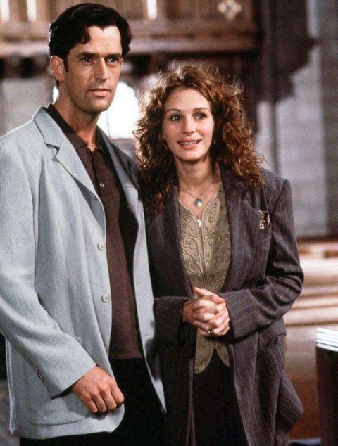 ulia roberts in 'my best friend's wedding' movie