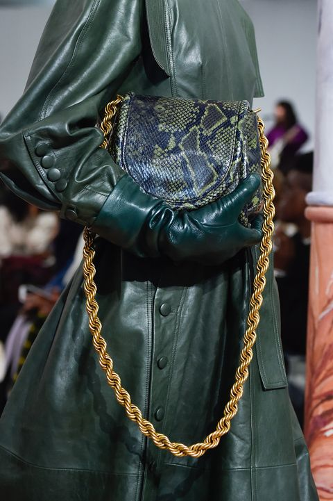 All of Fall 2020's Best Bags Fresh off the Runway
