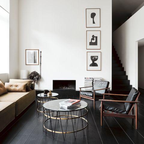 ulrika lundgren minimalist monochrome home