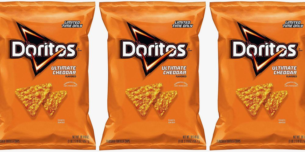 You Can Get a Giant Bag of Doritos Ultimate Cheddar Chips at Sam's Club