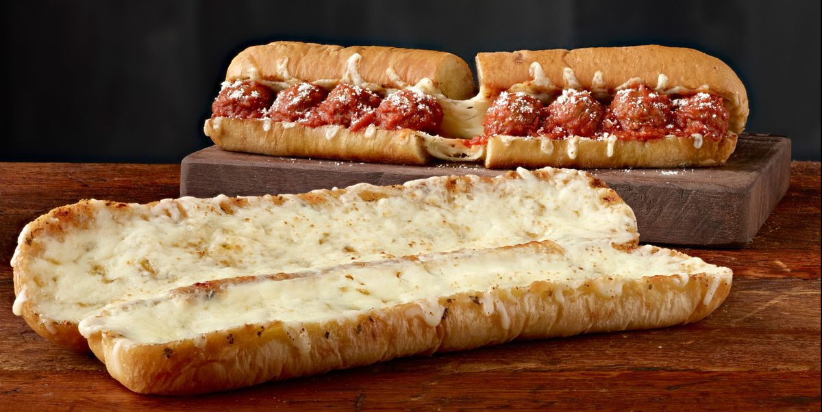 Subway Debuts New Ultimate Cheesy Garlic Bread Subway
